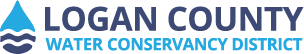 Logan County Water Conservancy District Logo