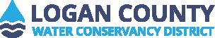 Logan County Water Conservancy District Logo